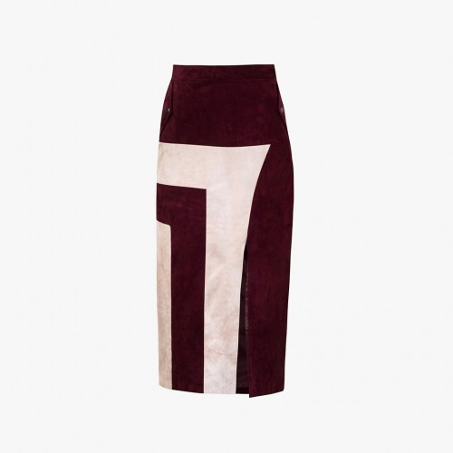 Maze Skirt | In Touch