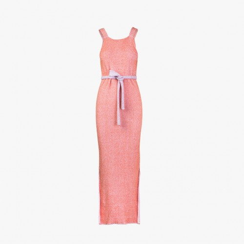 Popsicle Dress | Orange | In Touch