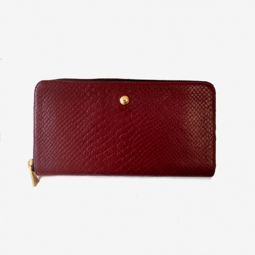 Wine Lezzard Wallet